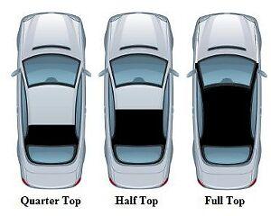 1966 - 1967 Pontiac GTO Vinyl Top - 2 Door Hardtop - Full Top