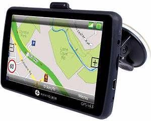 Navig8r i43 GPS with 4.3 LCD & Free Map Updates (Refurb) Sydney City Inner Sydney Preview