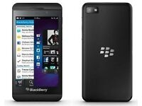 BlackBerry Z10 - 16GB - Black (Unlocked) Smartphone mobile phone
