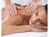 Chinese full body relax massage