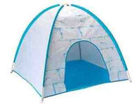 Kid's indoor tent (Igloo design)