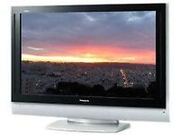 "Panasonic 37"" Tv with stand (NO HDMI)"