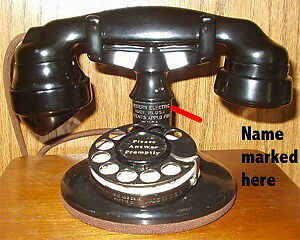 Wanted: Antique Telephones- Telephone Parts-Old Telephone Signs