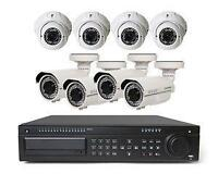 Video security camera systems, low price
