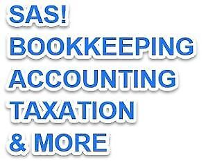 Professional Accounting, bookkeeping & payroll, GST,Taxes+