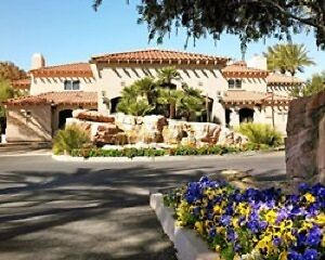 Sheraton Desert Oasis - PGA week in Scottsdale (February)