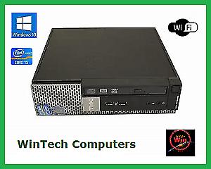 Dell 990 usff i5 8GB Memory Desktop Computer