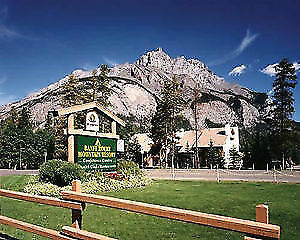2 Bedroom Condo in Banff Last Week March
