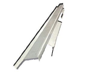 1984-2001 JEEP CHEROKEE ROCKER PANEL (REPLACEMENT DIRECT FIT)