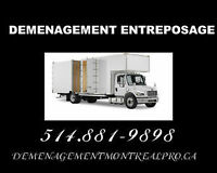 MINI-ENTREPOT /STORAGE TRANSPORT -MOVING 514.881-9898