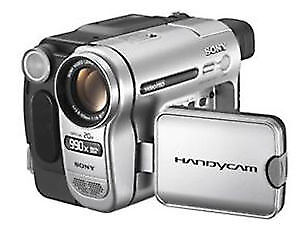 Looking for a hi 8 mm camcorder