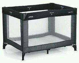 New baby travel cot - Hauck in perfect condition