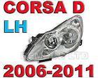 Corsa D Headlight