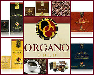 Organo Gourmet Coffee and Teas for about $1 a cup