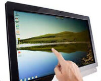 Asus All-in-one Touch screen computer