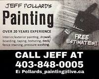 Experienced Painter/ Drywaller