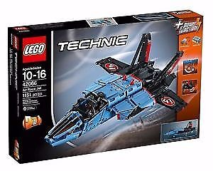 Lego Technic 42066 Air Race Jet new and sealed