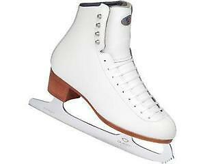 "Girls Riedell Custom Skates Size 1 (7 7/8""foot length)"