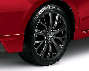 Acura Tlx Diamond Cut Black Rims
