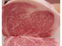 JAPANESE WAGYU BEEF RESTAURANT Kitchen Porter !! We want to work together