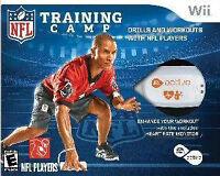 Jeu EA Active NFL Training Camp Wii neuf et scellé. 30$