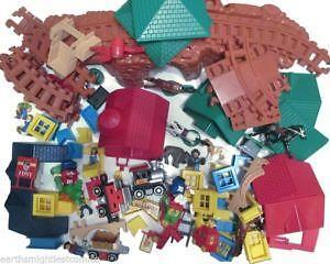 playskool lincoln logs instructions
