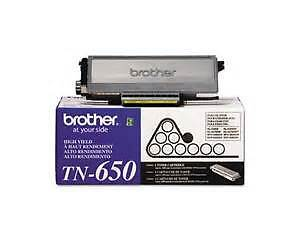 BROTHER TN-650: ORIGINAL/Recycled Cartridge. Made in MTL West Island Greater Montréal image 1
