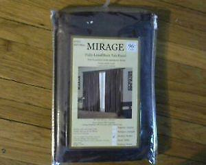 Mirage Fully Lined Back Tab Panel.[new]90% off