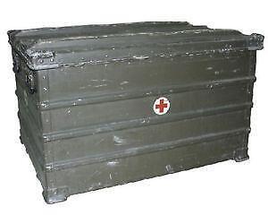 alubox bundeswehr kisten koffer ebay. Black Bedroom Furniture Sets. Home Design Ideas