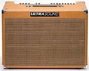 Guitar amp acoustic
