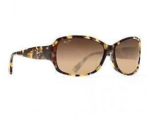 Maui Jim Nalani Tokyo Tortoise & Bronze Women's Sunglasses