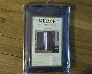 Mirage Fully Lined Back Tab Panel.[new] over 85% off