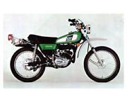 Yamaha Enduro Motorcycles