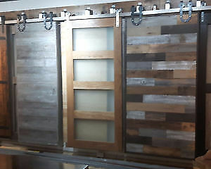 TORONTO CUSTOM BARN DOORS