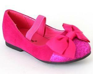 toddler pink glitter shoes ebay