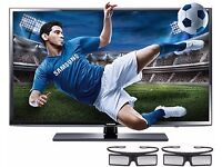 """BRAND NEW CONDITION SAMSUNG 40"""" INCH SMART 3D SLIM FULL HD LED TV WITH BUILT IN WIFI AND FREEVIEWTV"""