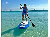 10ft SUP Inflatable Stand Up Paddle Board hire/rental