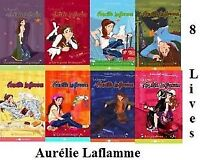 Collection livre  le journal d'aurelie laflamme