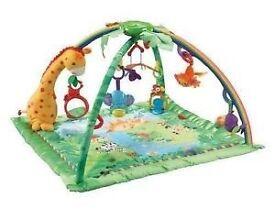 FisherPrice Rainforest Gym & Play mat
