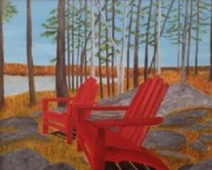 Local Artist Original Paintings - Gifts that last a lifetime! North Shore Greater Vancouver Area image 9