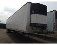 GREAT CONDITION 2005 GREAT DANE REEFER TRAILER 53'