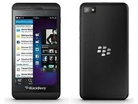 BlackBerry Z10 - locked/(Unlocked) Smartphone mobile phone- new box packed