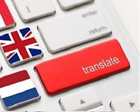 SERVICES DE TRADUCTION