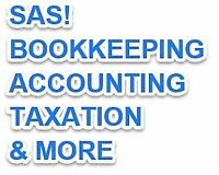 Save on Bookkeeping+Accounting, Payroll, Taxes & GST Returns