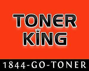 New TonerKing Compatible HP CB541A 125A CYAN Laser Printer Toner Cartridge Refill for SALE Lowest price in Canada