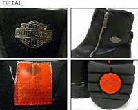 Harley Davidson Womens Size 6 boots Excellent Condition