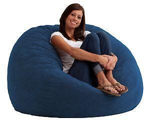 Large Bean Bag Chairs  sc 1 st  eBay & Bean Bag Chair | eBay