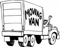 17 Years Experienced Mover --- 403-302-8098
