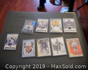 Maple Leafs Hockey Cards A