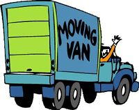 professional moving and pickups
